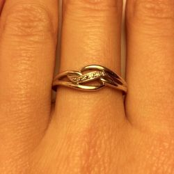 Silver ring 💍