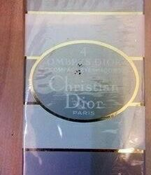 New shadows by Christian Dior