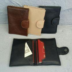 Purse, genuine leather!