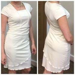 Φόρεμα 46 μέγεθος, απλώνεται για 48, μπορείτε να δοκιμάσετε