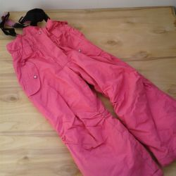 Winter jumpsuit for girls