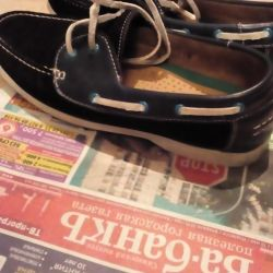 Topsiders moccasins