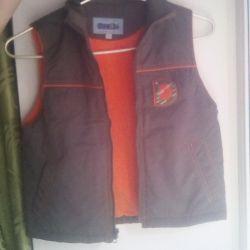 Ceket - kolsuz p110 yeni