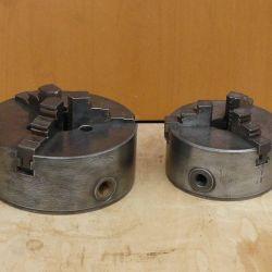 Σφιγκτήρας με διάμετρο 125mm και 160mm
