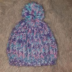 Beautiful spring hat