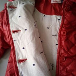 Курточка пр-во Турция Бебесси р86