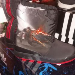 Very warm boots from adidas