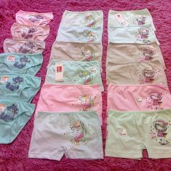 Panties new Turkey (2-3; 4-5; 6-7)