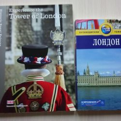Illustrated London and Tower guides