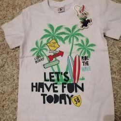 T-shirts 6 years