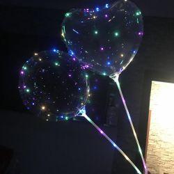 LED μπάλες