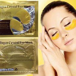 Κηλίδες για μάτια Κρυσταλλική μάσκα μάτι κολλαγόνου