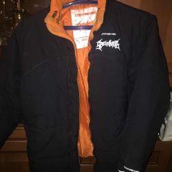 Куртка на подростка 14 лет,зимняя,синтепон