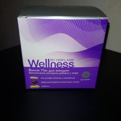Vitamins for women Wellness