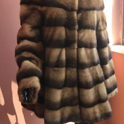 Mink coat 42/44