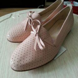 Παπούτσια μπαλέτου απαλά τριαντάφυλλα χρώματος, Skin Natural 37r,