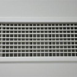 Exhaust ventilation grille new metal 500x300