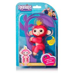 Interactiv maimuță FINGERLINGS 3705A Bella