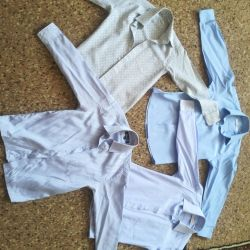 Shirts for school (boy)