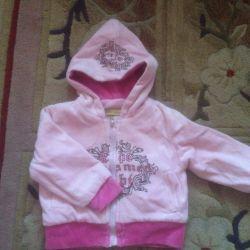 Sweatshirt size 86/92