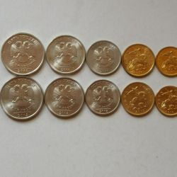 Sets of coins of 2010 and 2013 SPMD