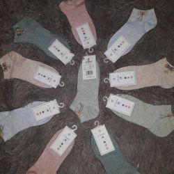 Women's short socks