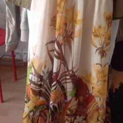 Платье сарафан б/у