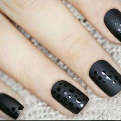 Hardware manicure and pedicure
