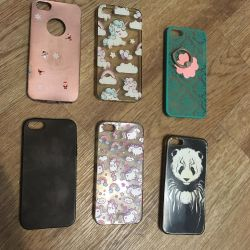 Cover for iPhone 5,5s, se