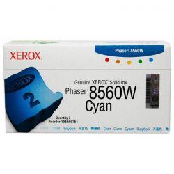 108R00764 Чернила голубые Phaser 8560 (3X1K)