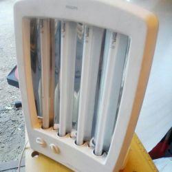 Σολάριουμ για το σπίτι Hapro Summer Glow HB175