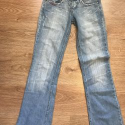 New jeans claw blue small size