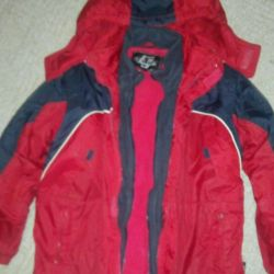 jacket winter 11-13l