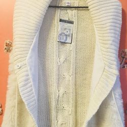 Zolla knitted vest