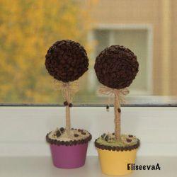 Καφές Topiary