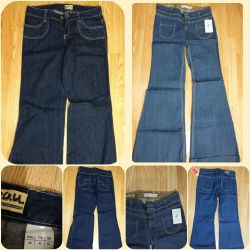 Jeans flares