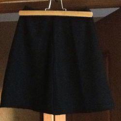 Школьная юбка, длина 42 см.