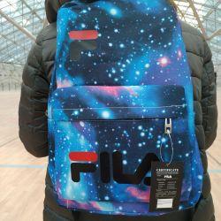 Рюкзак школьный Fila фила