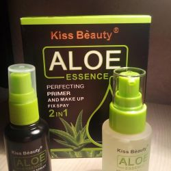 Base and fixer for make-up