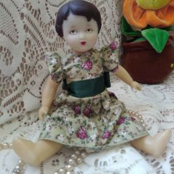 Rare doll 60 x USSR, collectible