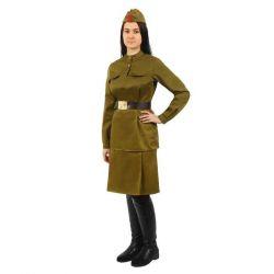 Costum pentru femei militare