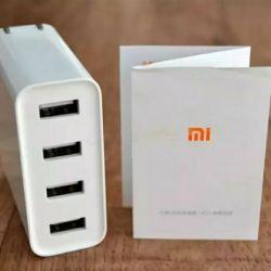 ЗУ Xiaomi на 4 USB порта