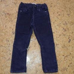 Детские джинсы 94 см