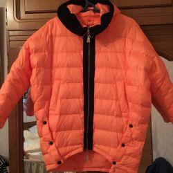 Winter jacket Paulo Conte