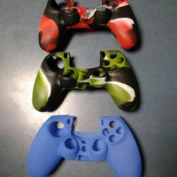 Silicone case for ps4 gamepad