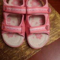 Sandale pe fata r.29,30,31