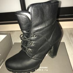 Solo Ankle Boots