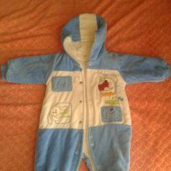 Îmbrăcăminte primăvară / toamnă p.68 pentru bebeluși