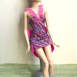 Barbie doll series Beauty Salon