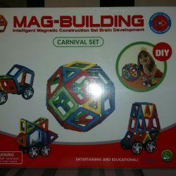Magnetic Designer 56 de piese